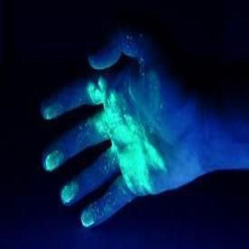 Green Ultraviolet Thief Theft Detection Fingerprint Powder (NOT AN AUCTION)