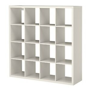 EXPEDIT Shelf White 4X4 Fairfield Darebin Area Preview