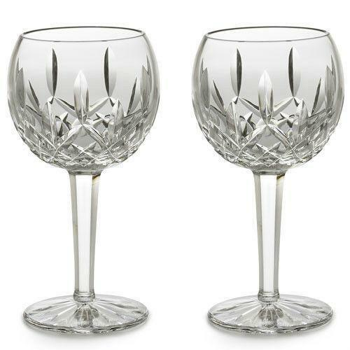 Big Crystal Red Wine Glasses