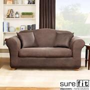 Leather Slipcover