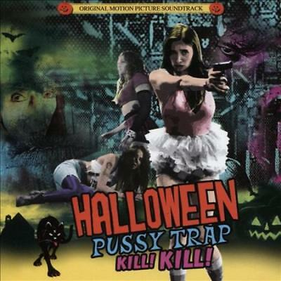 ORIGINAL SOUNDTRACK - HALLOWEEN PUSSYTRAP! KILL! KILL! NEW CD](2017 Halloween Soundtrack)