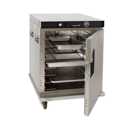 Cres Cor H-339-ua-8c Mobile Half Height Heated Cabinet