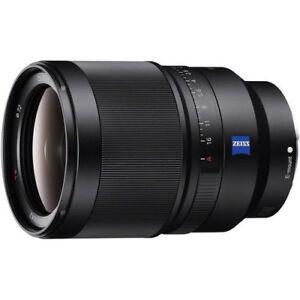 Like New Sony FE 35mm f/1.4 ZA Distagon T* Lens