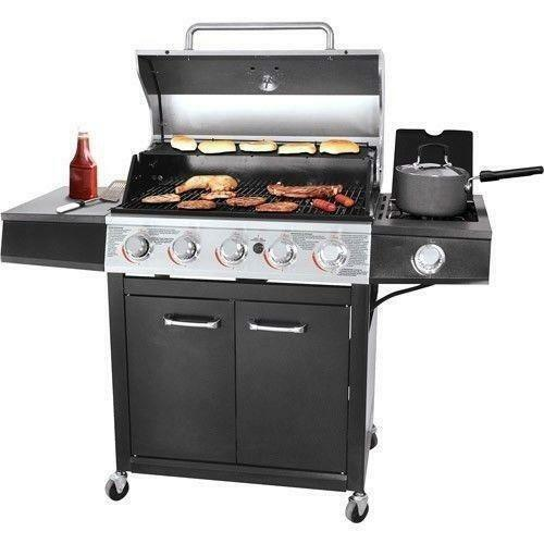 bbq grill new electric parts portable pro ebay. Black Bedroom Furniture Sets. Home Design Ideas