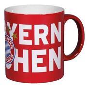 FC Bayern Tasse