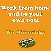 Work from home - be your own boss