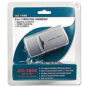 DC-1908 Camera Web camera camcord 1.3 Mega pixels BRAND NEW Concord West Canada Bay Area Preview