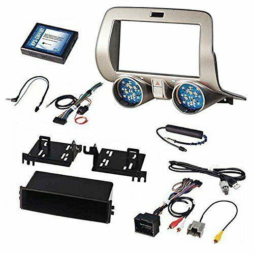 PAC RPK5-GM4101 Chevrolet Camaro Integrated Radio Replacement Kit 2010-15