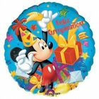 Birthday, Child Minnie Mouse Party Foil Balloons
