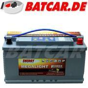 AGM batterie 12V 100AH