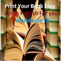 We will Publish Your Books and Print