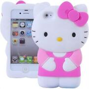 3D Hello Kitty iPhone 4 Case