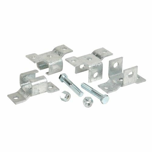 CE Smith Trailer 25006GA Single Axle Slipper Galvanized Spring Hanger Kit