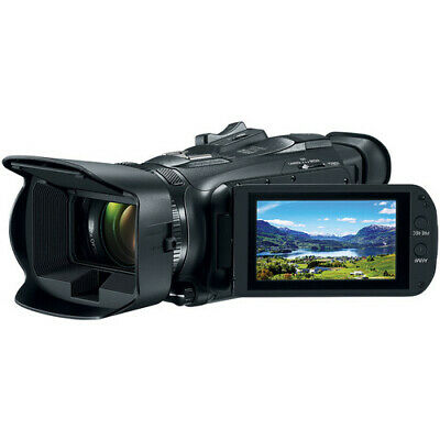 Canon Vixia HF G50 UHD 4K Camcorder (Black) 3667C002 - AUTHORIZED CANON DEALER