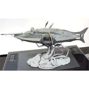 Pegasus Jules Verne Nautilus 1:144 Scale Plastic Model Kit PG9120
