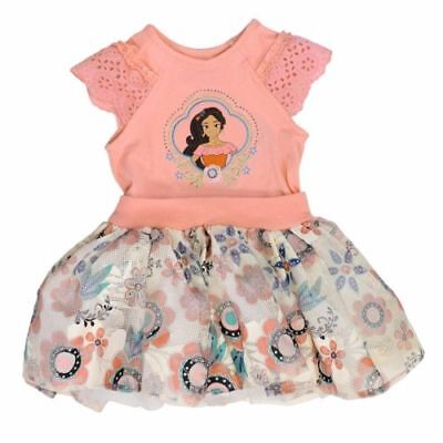 Disney Princess Dress for Girls - Cap Sleeve - Elena of Avalor,  - Disney Princess For Girls
