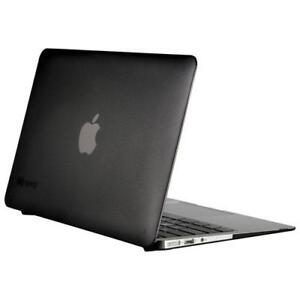 "Speck SPKA4157 SeeThru Macbook Air 13"" Hard Shell Case  Onyx Black (New Other)"