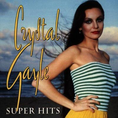 Super Hits By Crystal Gayle  Cd  Feb 1998  Sony Music Distribution  Usa