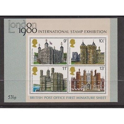Great Britain Sc #834a MNH. 1978 Architecture (HISTORIC BUILDINGS)