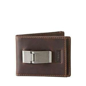 9f4445b08dcc Fossil Money Clip Wallet