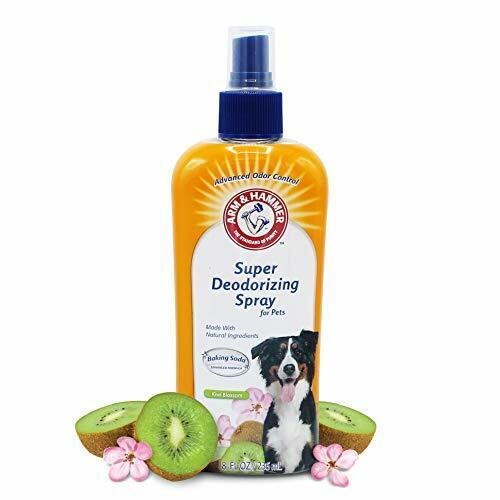Arm & Hammer Super Spray for Dogs | Best Odor Spray for All Dogs & Puppies, K...