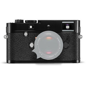 Leica M-P 240 Black Perfect Condition Low Actuations