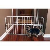 Baby Gate Pet Door