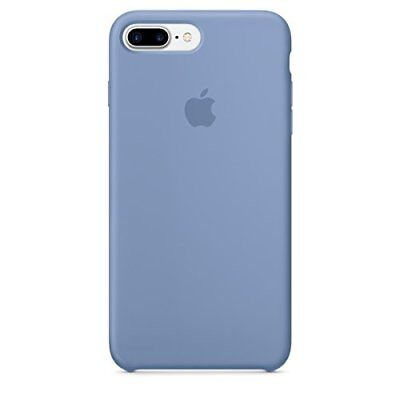 Apple Silicone Case for iPhone 7 Plus and 8 Plus Azure Genuine item