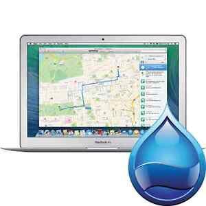 Unibody Apple MacBook Air/Pro Laptop Water/Liquid Damage Repair
