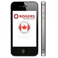 Best offer by Rogers 2GB Internet + Unlimited Canada at$35 Mois