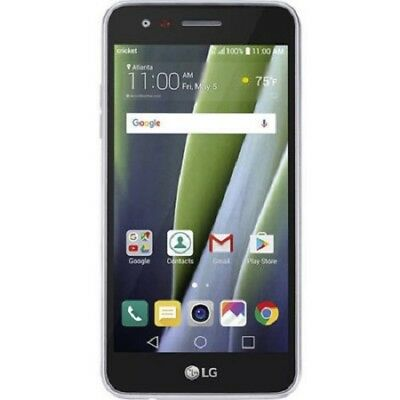 "Brand New Unlocked Cricket LG Risio 2 4G LTE 5"" Android Smartphone Fast Shipping"