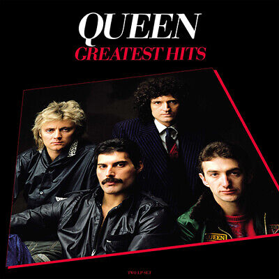 Queen Greatest Hits I Half-Speed Mastered 180g 2LP for sale  Shipping to India