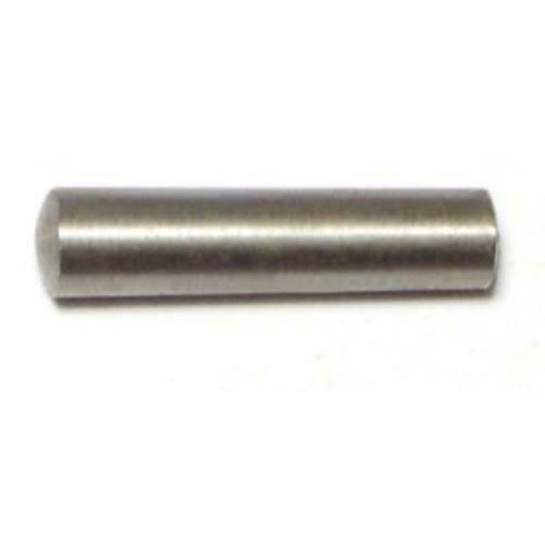 """#4 x 1"""" Zinc Plated Steel Taper Pins (7 pcs.)"""