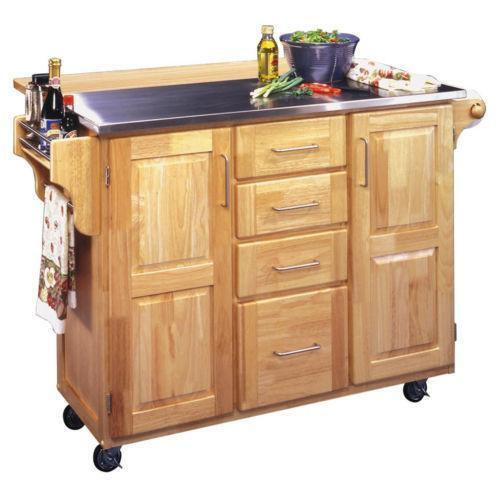 Kitchen Island Bench For Sale Ebay: Butcher Block Table