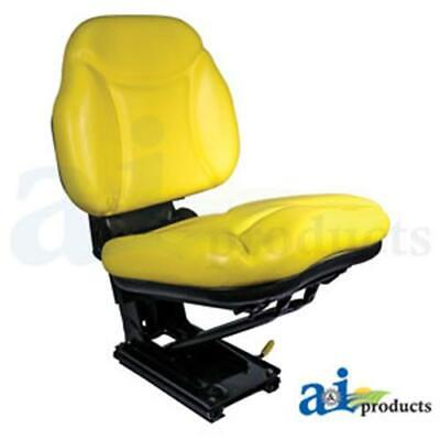 Re62227 Aftermarket Seat Assembly W Suspension Fits John Deere 5200 5300 5400