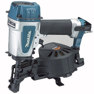 """Makita """"A Grade"""" AN453 1-3/4 """" 15° Roofing Coil Nailer W/ ONE YEAR WARRANTY!!"""