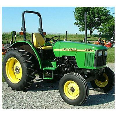 John Deere 5210 5310 5410 5510 Lawn Tractor Technical Repair Manual Tm1716 Pdf