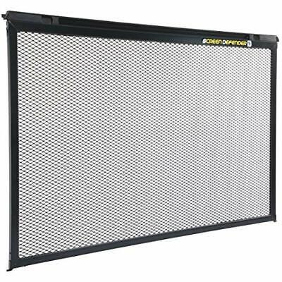 Lippert Components 859793 Screen Defender RV Entry Door Aluminum Screen Prote...