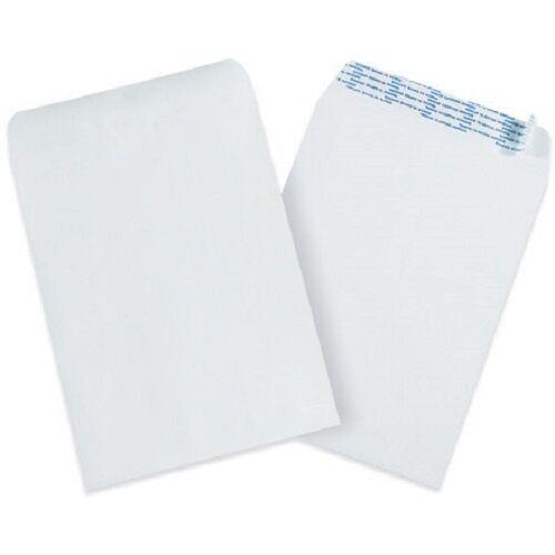 6 x 9 Envelopes White 28lb With Peel & Seal Bulk 1000/lot