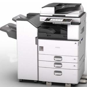 Only $125/month Ricoh Monochrome Multifucntion Copier with ALL INCLUSIVE SERVICE PROGRAM