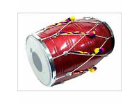 dhol (Indian drum) for sale