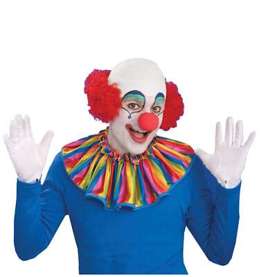 White Bald Cap (Bald Cap Mens Halloween Clown)