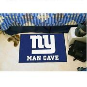 New York Giants Floor Mats