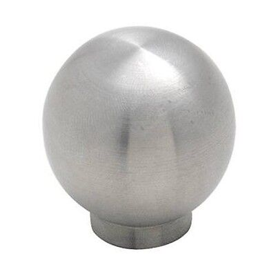 BP19007SS AMEROCK KITCHEN CABINET KNOBS 30MM STAINLESS (Amerock Steel Knobs)