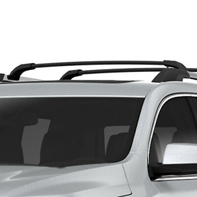 2017-2019 GMC Acadia Genuine GM Roof Rack Cross Rail Package 84456361