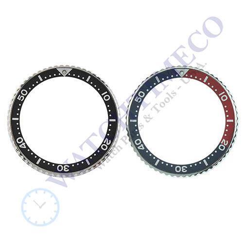 Genuine Seiko Rotating Bezel Complete for SKX007 7S26-0020 SKX007/009/011