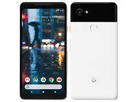 Google Pixel 2 XL 128GB - white & black