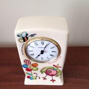 Moorcroft Clock