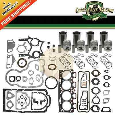 Eokmfad4236a Massey Ferguson Tractor Engine Overhaul Kit 175 180 255 265 261