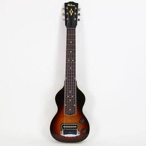 Airline Lap Steel Guitar Serial Numbers